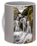 White Water Rapids Coffee Mug
