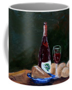White Wine Coffee Mug