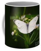 White Wings Of Wonder Coffee Mug