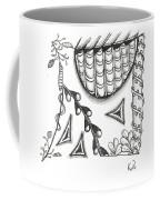 White Zen 15 Coffee Mug
