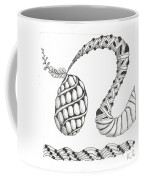 White Zen 20 Coffee Mug