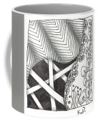 White Zen 21 Coffee Mug