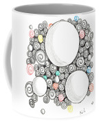 White Zen 22 Coffee Mug