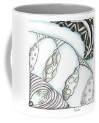 White Zen 23 Coffee Mug