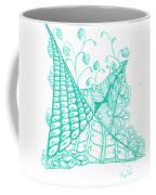 White Zen 26 Coffee Mug