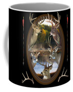 Whitetail Dreams Coffee Mug by Shane Bechler