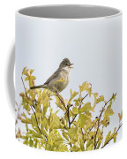 Whitethroat  Coffee Mug