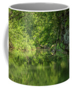 Whitewater River Scene 50 Coffee Mug