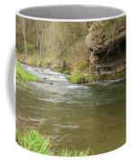 Whitewater River Spring 42 Coffee Mug