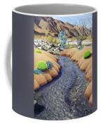 Whitewater Coffee Mug by Snake Jagger