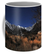 Whitney Campground View Coffee Mug