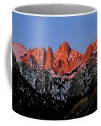 Whitney Sunrise Coffee Mug