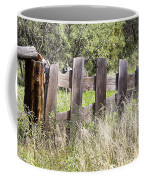 Who Ate The Fence Coffee Mug
