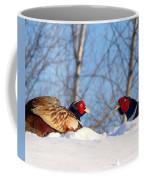 Who Blinks First? Coffee Mug
