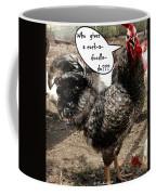 Who Gives A Coffee Mug