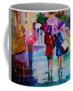 Who Loves Shopping Coffee Mug