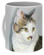 Who Me Coffee Mug