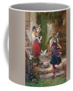 Who Others A Pit Digs Hans Zatzka Coffee Mug
