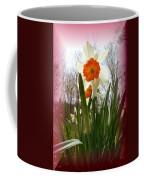 Who Planted Those Flowers Coffee Mug