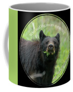 Who Said Vegans Are Not Strong Coffee Mug by Dan Friend