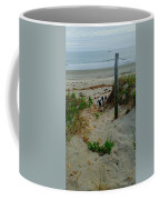 Who Said You Could Sit There? Coffee Mug