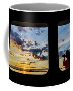Who Watches The Watcher? Coffee Mug