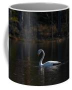 Whooper Swan Of Liesilampi 5 Coffee Mug