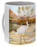 Whooping Cranes-jp3156 Coffee Mug