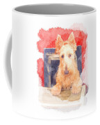 Whos That Dog In The Window? Coffee Mug