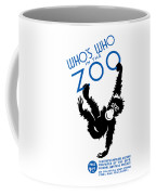 Who's Who In The Zoo - Wpa Coffee Mug