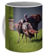 Who's Winning? Coffee Mug