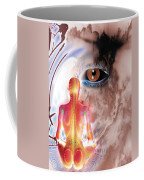 Whose I Is Eckharts Eye Coffee Mug