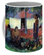 Why Are You Angry 1896 Coffee Mug