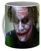 Why So Serious Coffee Mug by Paul Tagliamonte