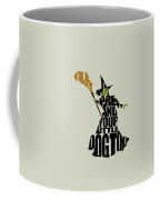 Wicked Witch Of The West Coffee Mug