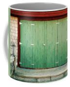 Wide Barn Door Coffee Mug