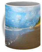 Wide Beach And Nature Coffee Mug