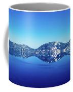 Wide Crater Lake Coffee Mug