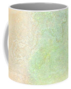 Wide Open - Abstract Art - Triptych 2 Of 3 Coffee Mug by Jaison Cianelli