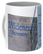 Widener University - Metropoliton Hall Coffee Mug