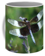 Widow Skimmer Dragonfly Coffee Mug