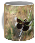 Widow Skimmer Dragonfly Male Coffee Mug