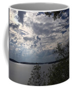 View Across Wappapello Lake Coffee Mug