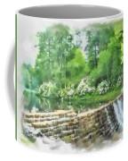Wigwam Falls Coffee Mug