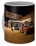 Wigwam Motel #3 Coffee Mug
