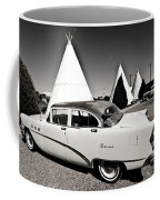 Wigwam Motel Classic Car #2 Coffee Mug