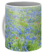 Wild About Wildflowers Of Texas. Coffee Mug