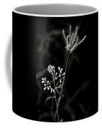 Wild And Beautiful B/w Coffee Mug