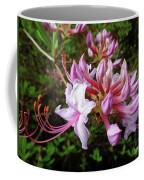 Wild And Native Pink Azalea Coffee Mug