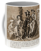 Wild Bill Hickok, Buffalo Bill Coffee Mug